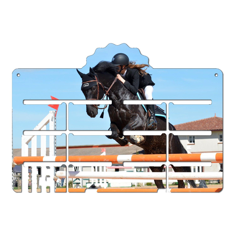 medal display equitazione 03b