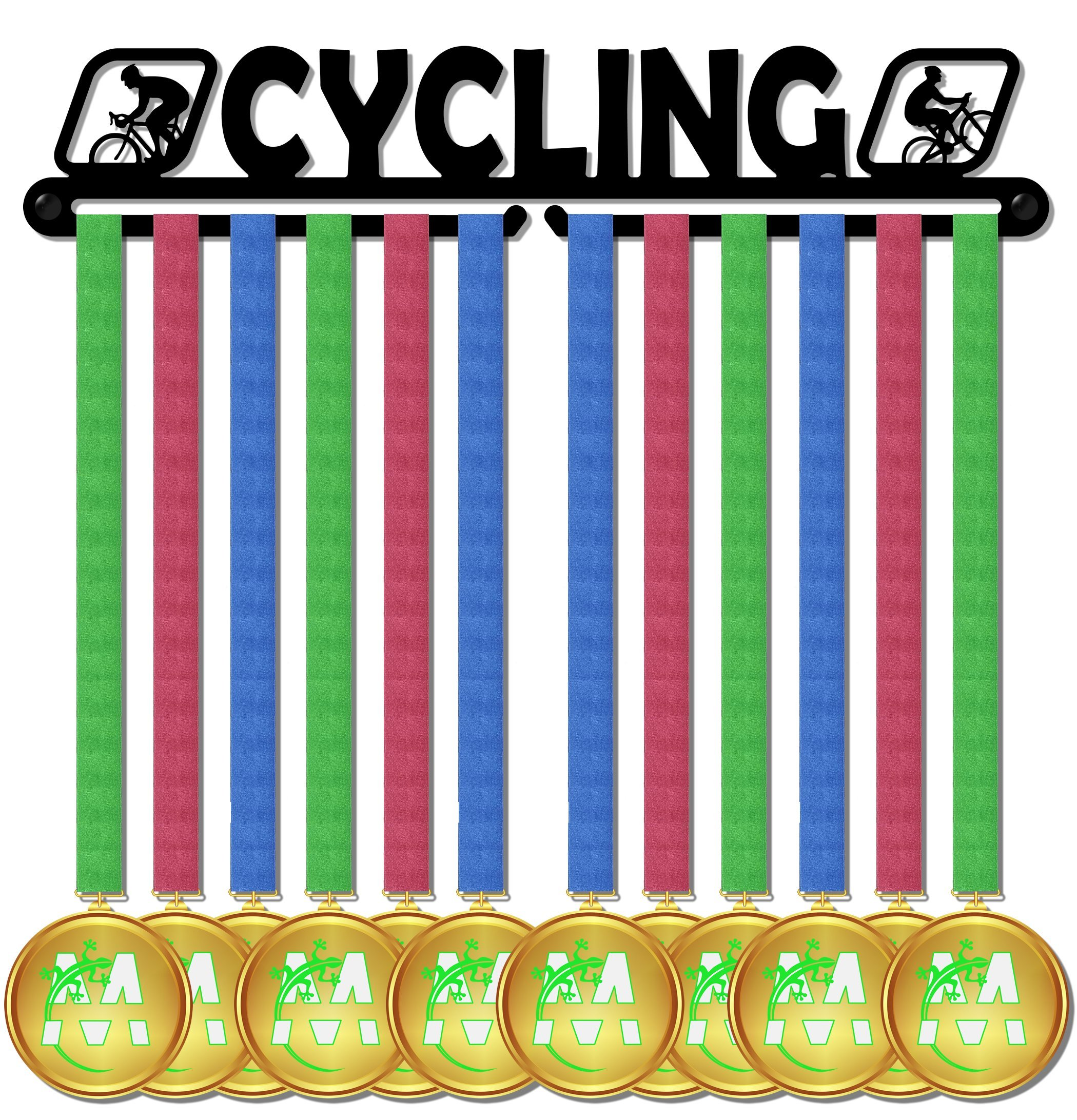 Medal Display medagliere da muro madal hanger cycling design