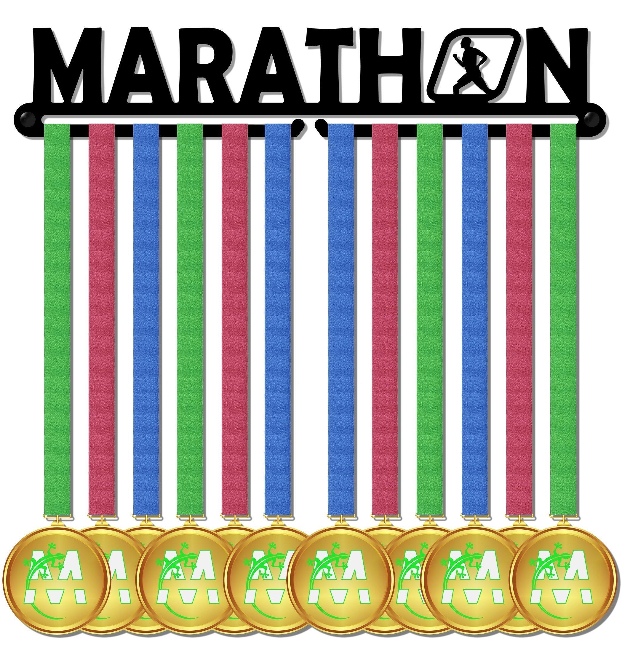Medal Display medagliere da muro madal hanger marathon design