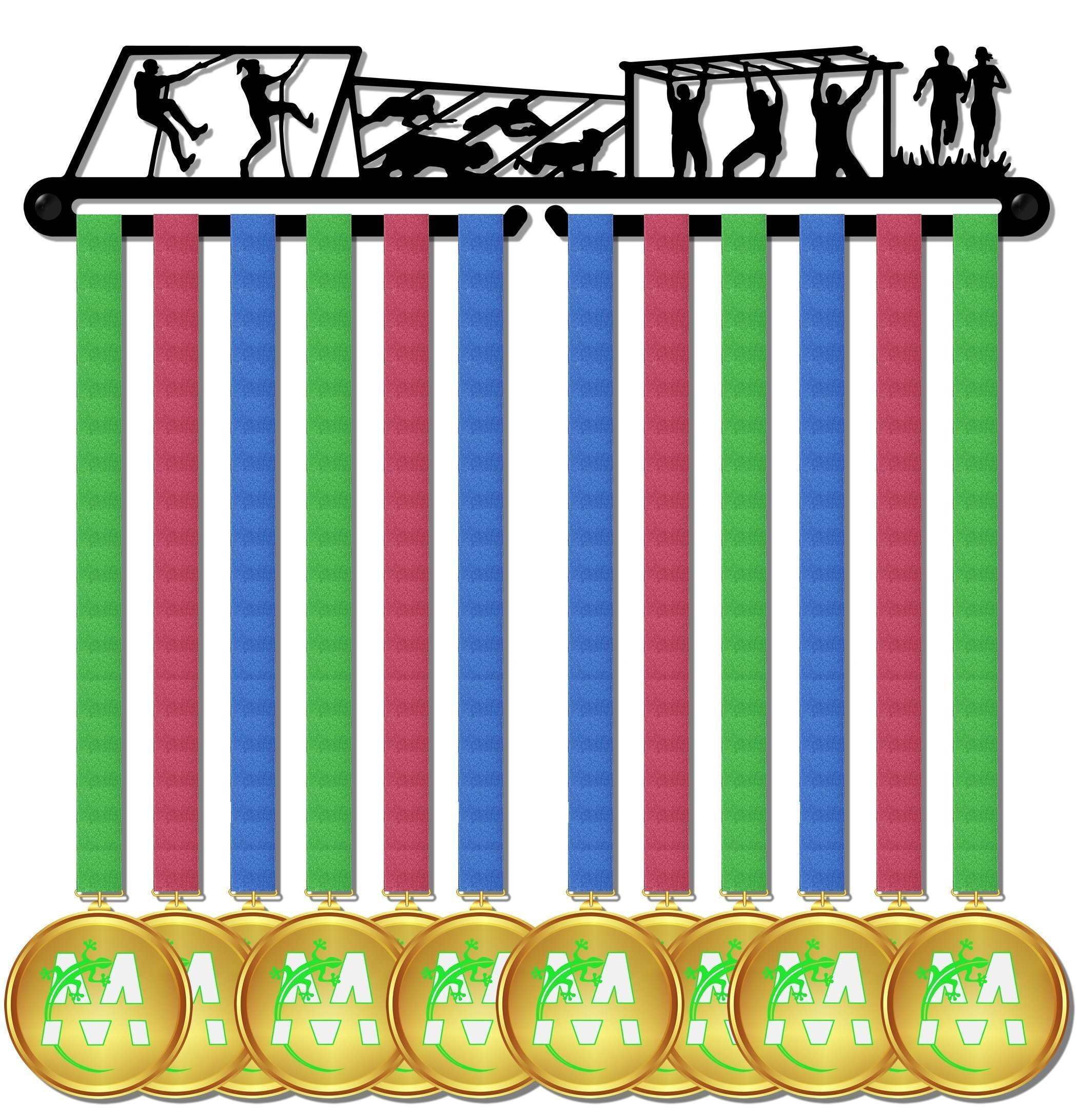 Medal Display medagliere da muro medal hanger ocr design