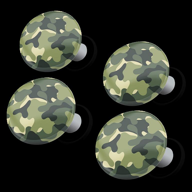 racebibup magneti calamite pettorali gara militare