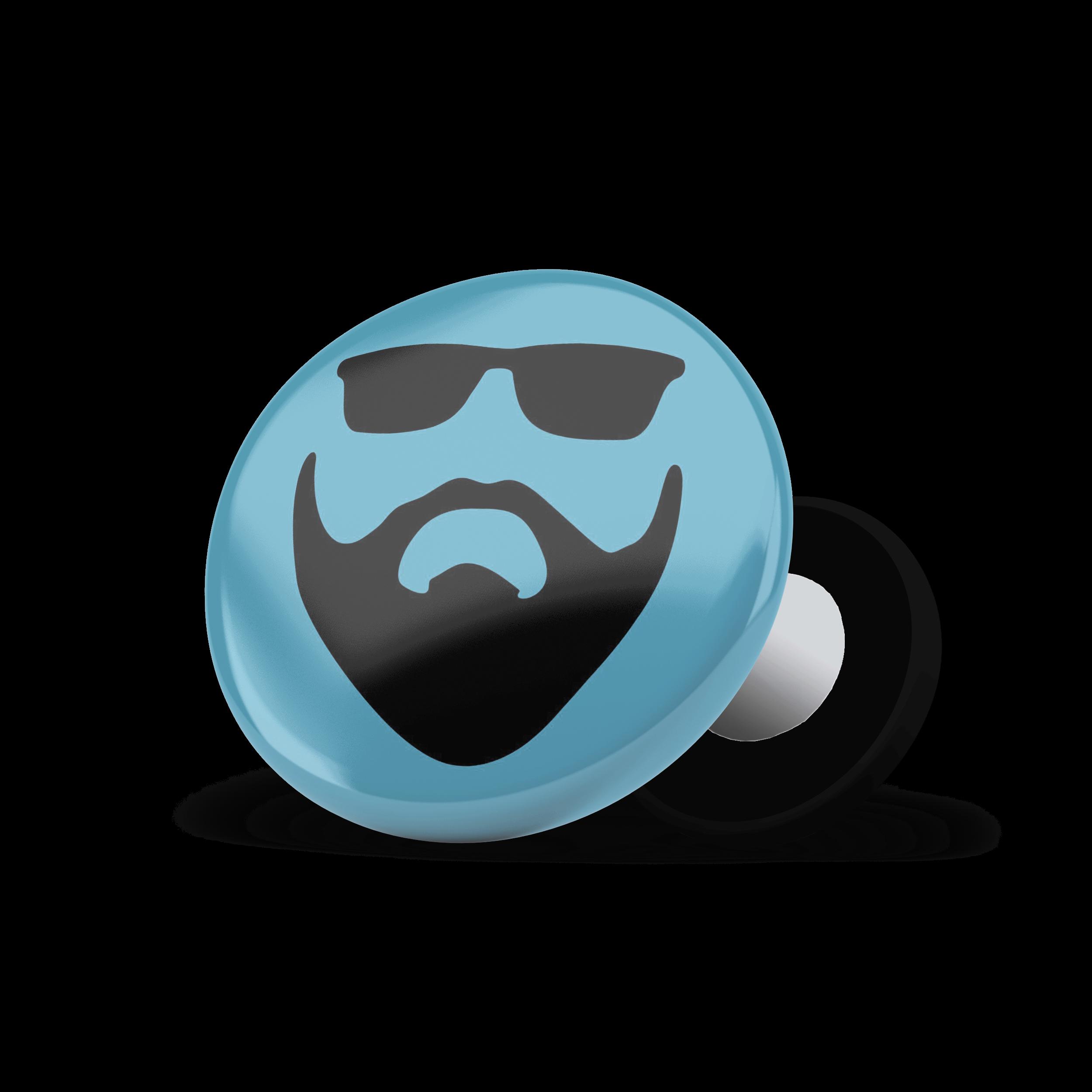 racebibup magneti magnets race bib number barba azzurra